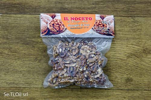 Gherigli di noci. Confezione da 250 gr